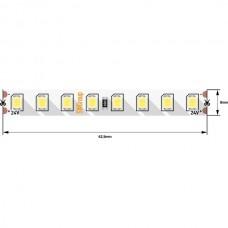 Светодиодная лента  SWG2P128-24-11.5-W