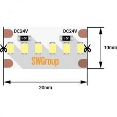 Светодиодная лента  SWG2A300-24-19.2-W