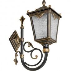 Настенный фонарь уличный Квадро 32-001-ЧЗ