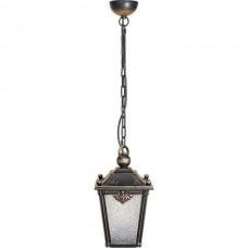 Уличный светильник подвесной Квадро 41-001-ЧЗ