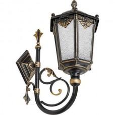 Настенный фонарь уличный Ретро 34-001-ЧЗ