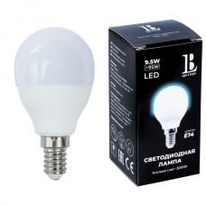 Лампочка светодиодная E14-9,5W-3000К-G45_lb