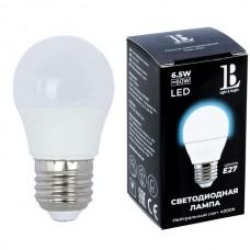 Лампочка светодиодная E27-6,5W-4000K-G45_lb
