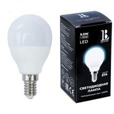 Лампочка светодиодная E14-9,5W-4000К-G45_lb