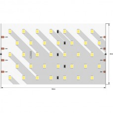 Светодиодная лента LK2H350 LK2H350-24-NW-33