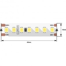 Светодиодная лента LK2H168 LK2H168-24-NW-33