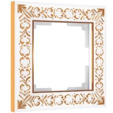 Рамка Antik белое золото W0011523