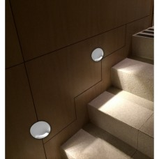 Подсветка ступеней лестницы COIN-3 GW-812-1-3-WH-WW