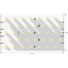 Светодиодная лента LUX DSG2350-24-NW-33