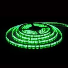 Светодиодная лента 12V 4,8W IP20 Лента светодиодная 12V 4,8W 60Led 2835 IP20 зеленый, 5м