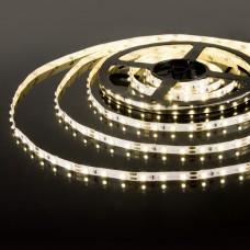 Светодиодная лента 12V 4,8W IP20 Набор светодиодной ленты 12V 4,8W 60Led 2835 IP20 дневной белый, 5м